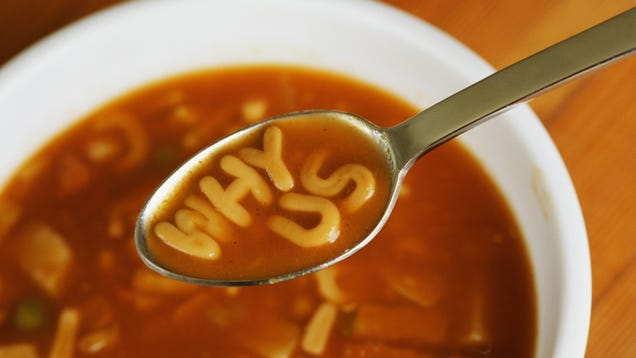 Nearly 10,000 U.S. Kids a Year Are Attacked by Soup