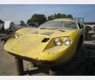 Corvair Powered Fiberfab Valkyrie Gt 15 Prepares To Take Leave Of