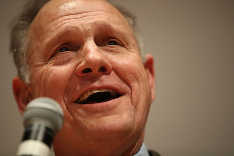 Illustration for article titled Roy Moore Believes He's the Victim of a 'Political Conspiracy,' Sues His Accusers