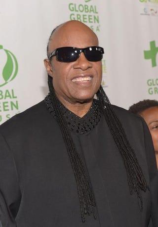 Stevie WonderJason Kempin/Getty Images