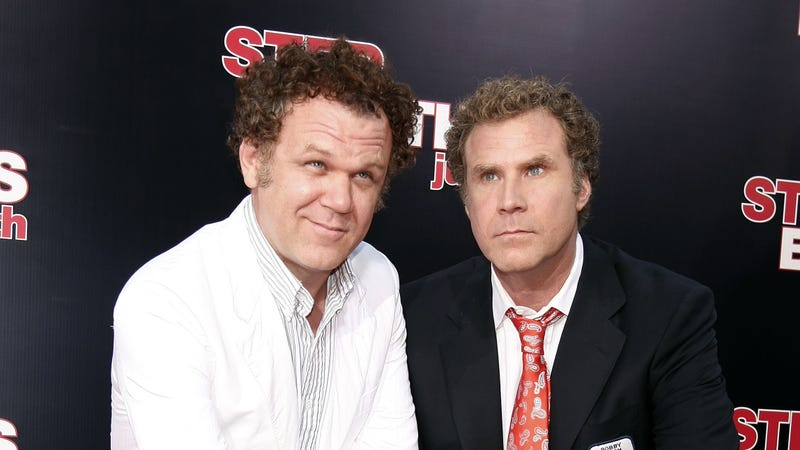 Illustration for article titled John C. Reilly is game for Step Brothers 2, but will it ever actually happen?