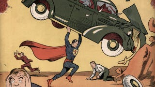 Illustration for article titled Theft of Nic Cage's Action Comics No. 1 to become a movie, but not starring Nic Cage