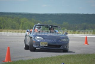 Illustration for article titled My Miata Yearns to be a Lawnmower
