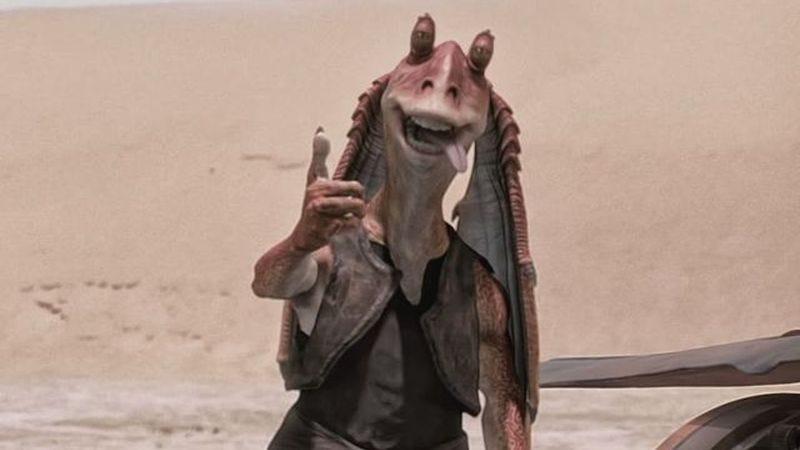 Photo: Star Wars Episode I: The Phantom Menance