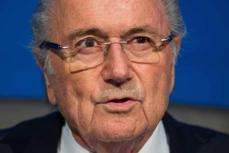 Illustration for article titled Sepp Blatter Says U.S. Was Supposed To Hold 2022 World Cup