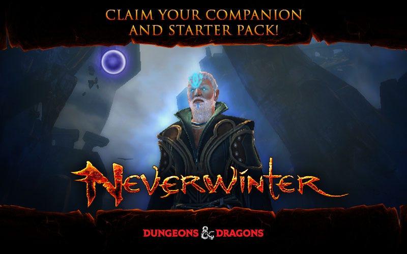Neverwinter How To Use Companion