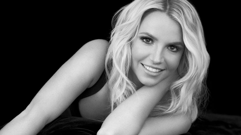 """Illustration for article titled Britney Spears hands the reins to Will.i.am for her """"most personal album ever"""""""