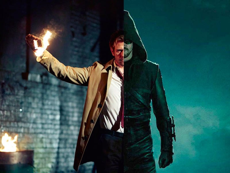 Illustration for article titled Constantine May Be Resurrected By an Appearance on Arrow