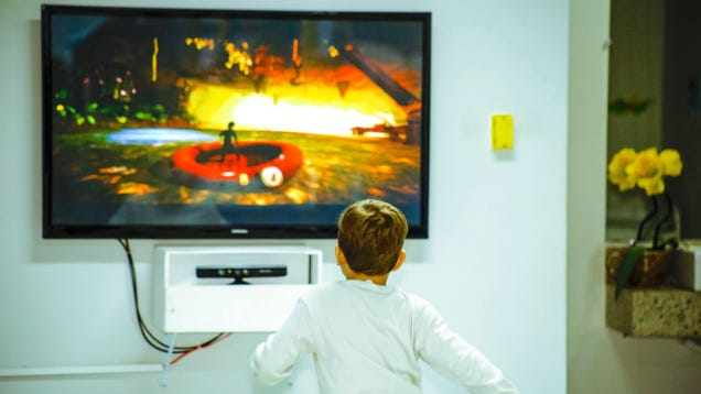 Parents, You Still Need to Secure Your Flat Screen TVs