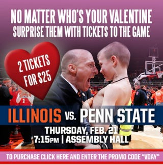 Illustration for article titled The Fighting Illini Ticket Office Chose An Unfortunate Picture To Advertise The Penn State Game