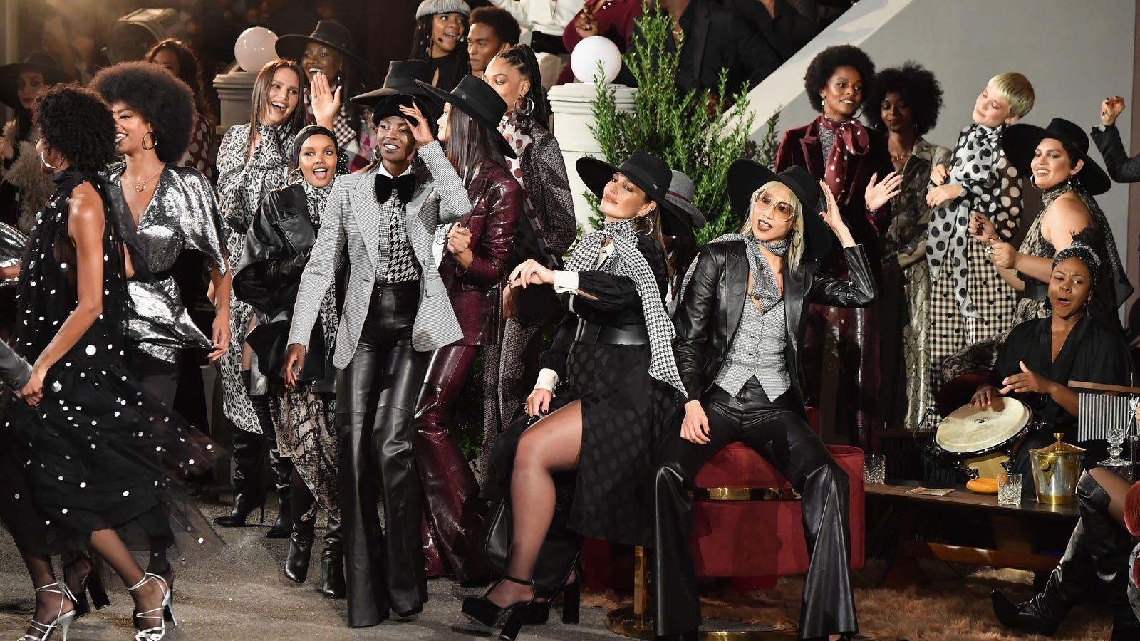 Showtime at the Apollo: Tommy Hilfiger x Zendaya Took Over Harlem for New York Fashion Week