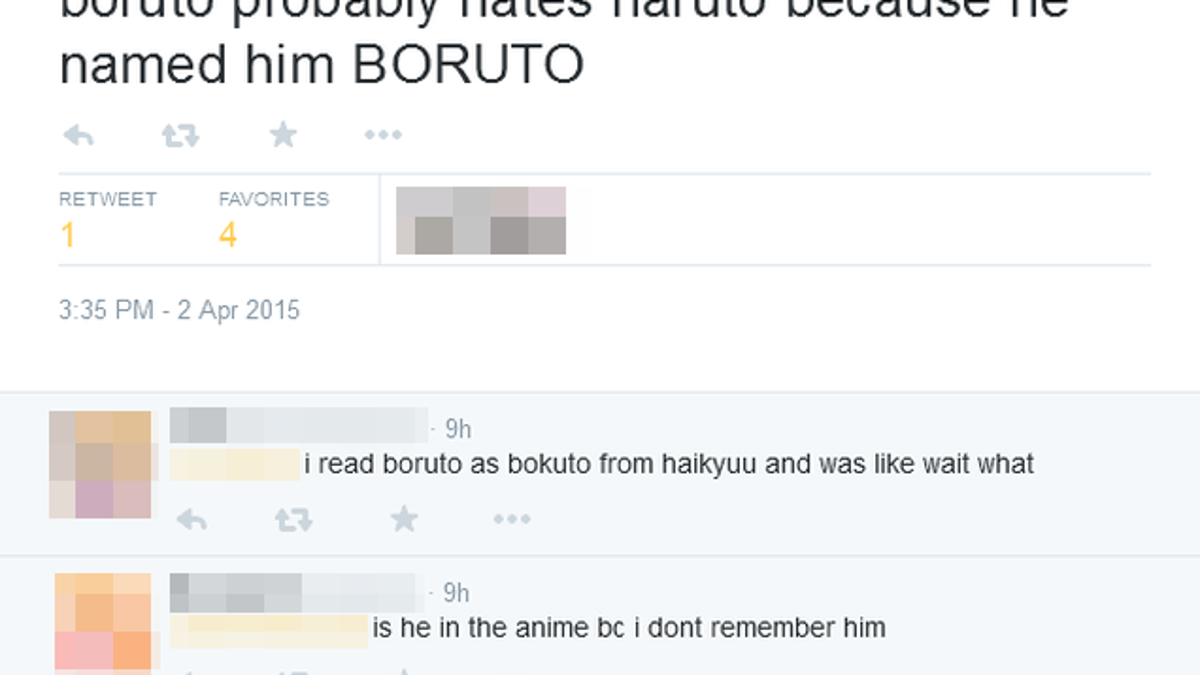 Narutos Son Has A Silly Name Heres Why