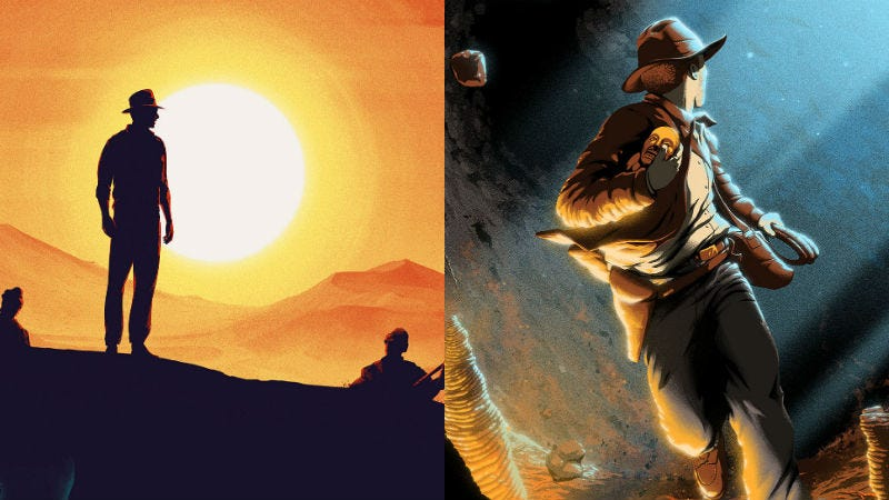 The Films of Amblin Gets a Deservedly Beautiful and Nostalgic Art Show