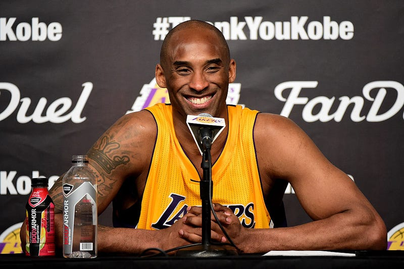 Kobe Bryant (Harry How/Getty Images)