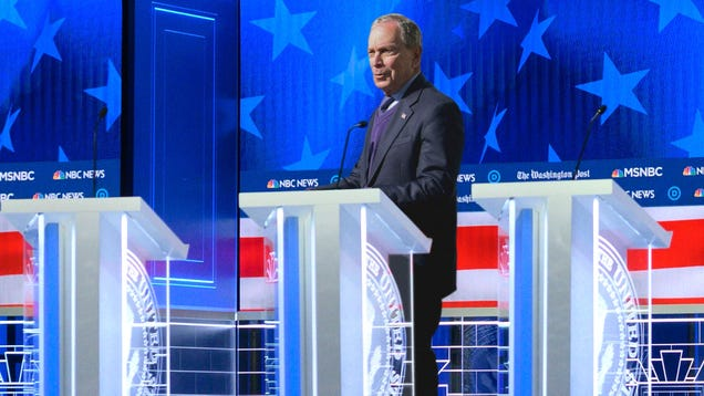 Last-Second DNC Rule Change Requires Candidates Spend At Least $300 Million Of Own Fortune To Make Debate Stage