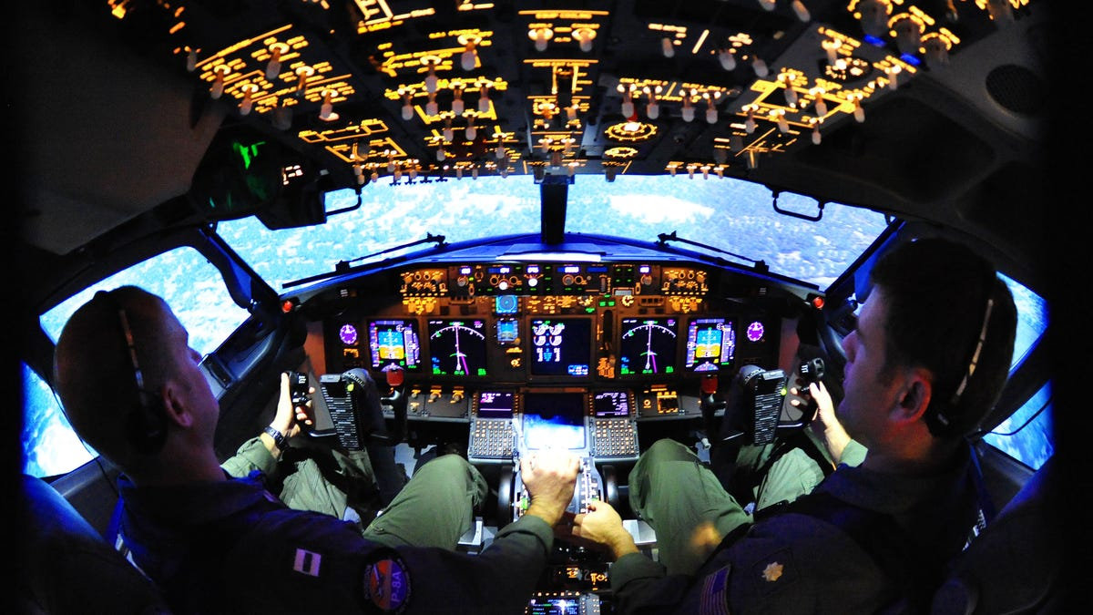 Confessions Of A US Navy P-3 Orion Maritime Patrol Pilot