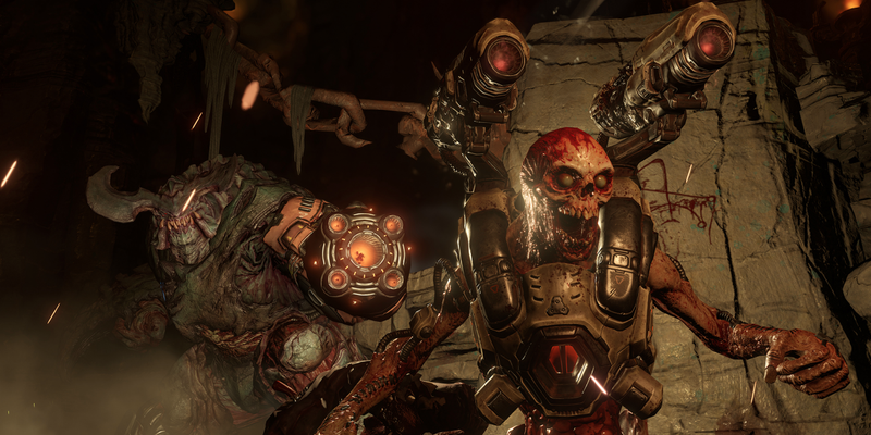Illustration for article titled Much Needed Features Coming To Doom's Struggling Multiplayer