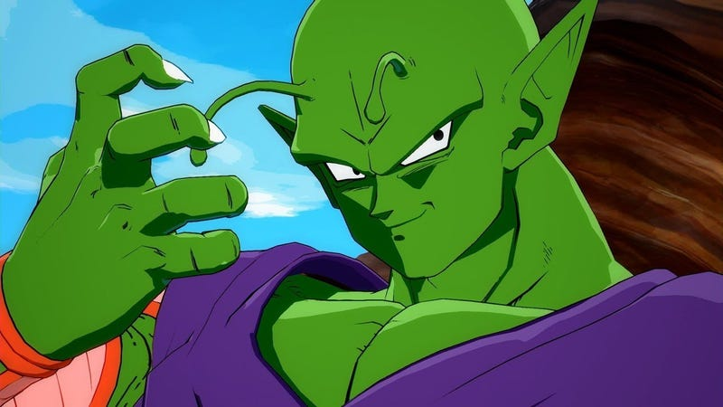 Illustration for article titled Piccolo Is 'Too Much Fun' For This Dragon Ball FighterZ Star To Give Up