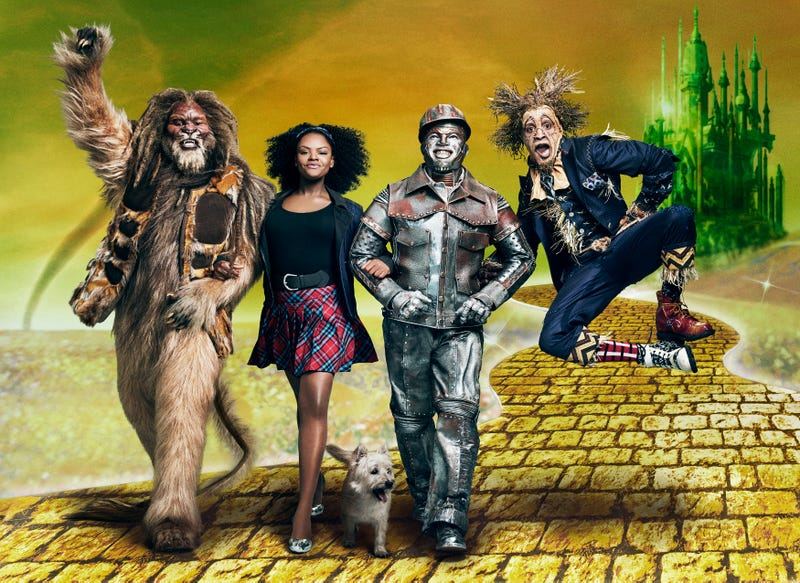 Illustration for article titled This Week's TV: Ease on Down the Road—The Wiz Is Coming to Television!
