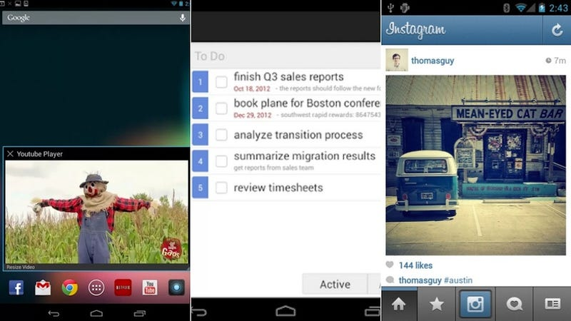 Illustration for article titled Android Apps of the Week: Instagram, Quick Terminal, and More