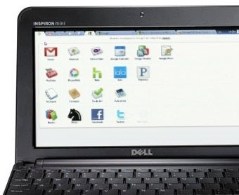 Illustration for article titled Dell Offers Customized Chrome OS Build for Mini 10V Netbooks