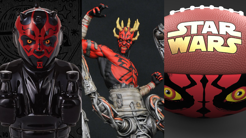 Star Wars Celebration's Exclusive Merch Really Wants to Maul Your Wallet