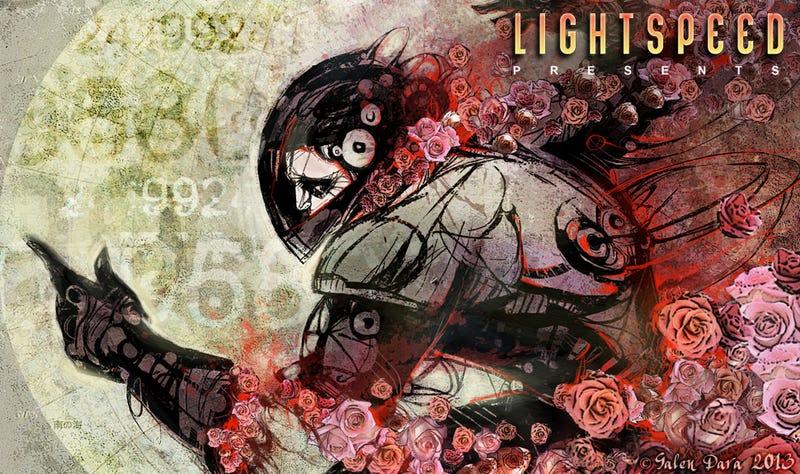 "Illustration for article titled Lightspeed Presents: ""The Schrödinger  War"" by D. Thomas Minton"