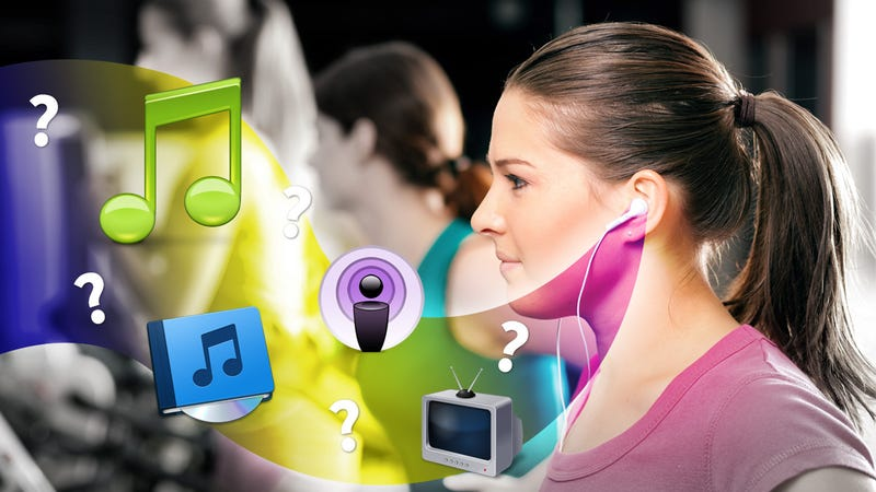 Illustration for article titled What Do You Listen To While You Exercise?