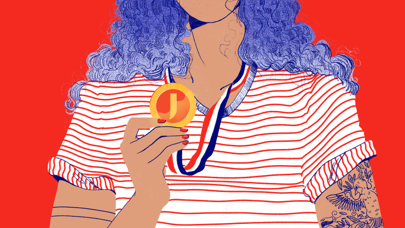 Illustration for article titled Jezebel Olympics Day 7: The Winners and the Losers