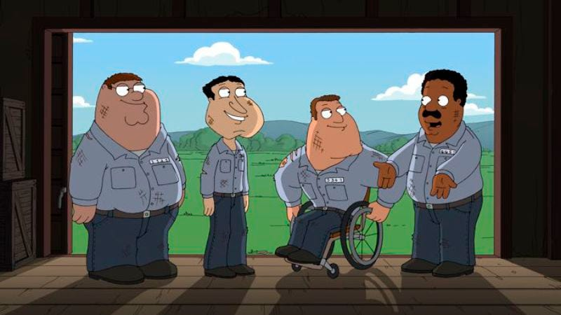 "Illustration for article titled Family Guy: ""Cool Hand Peter"""