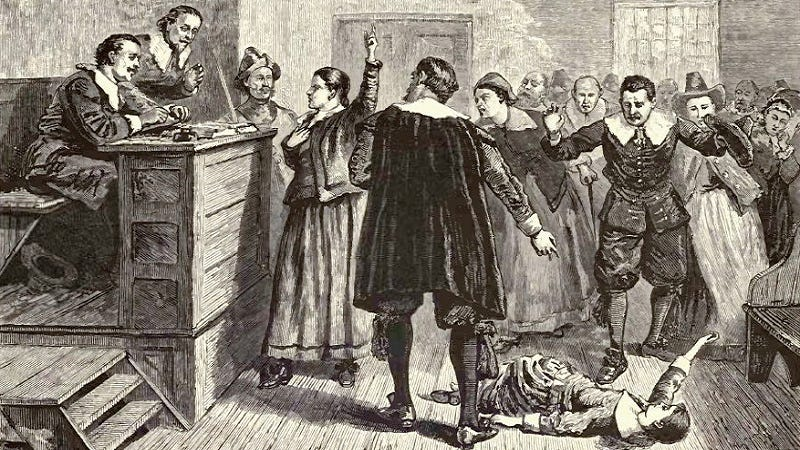 Illustration for article titled How the Salem Witch Trials Prevented Vaccinations
