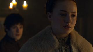Illustration for article titled Sophie Turner 'Loved' Sansa's Game of Thrones Wedding Night Scene