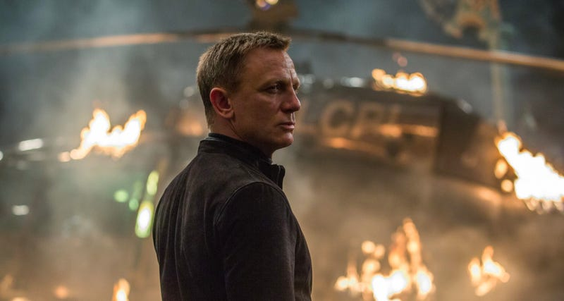 Daniel Craig is expected to return to play James Bond. For who though? No one knows. Image: Sony