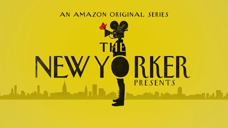 Illustration for article titled Amazon's The New Yorker Presents puts the best of the magazine into video form