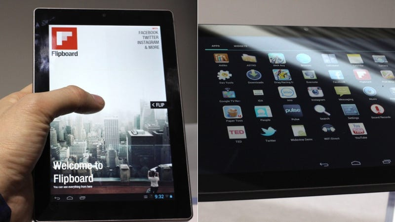 Illustration for article titled Can Vizio's New Android Tablets Compete with Nexus?