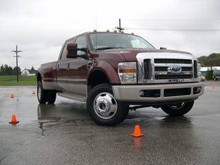 Illustration for article titled 2008 Ford F-Series Super Duty