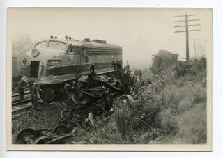 Illustration for article titled Choo Choo Crash Bang! The Golden Age of Juvenile Trainwrecking