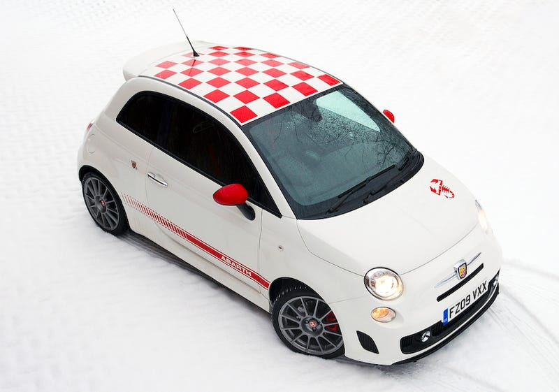 Fiat 500 Abarth Ss Gives Mini Cooper S Italian Job