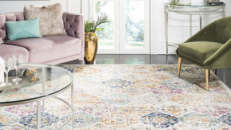 Load Up on Discounted Area Rugs and Furniture From Amazon