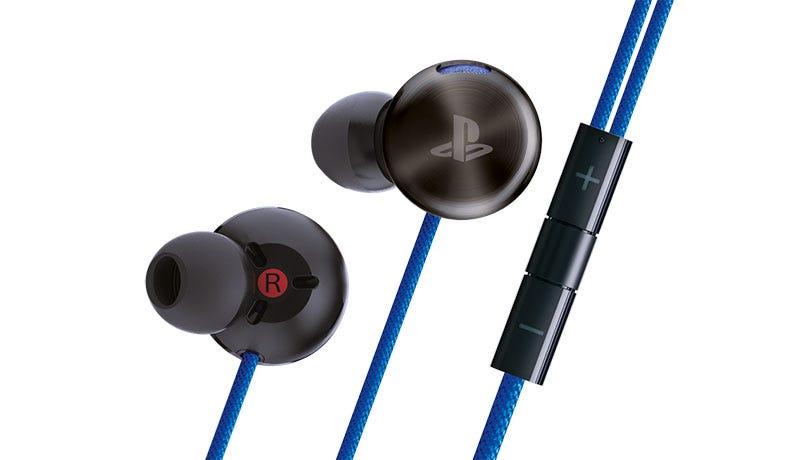 Sony Releasing Fancy New PS4 Headset