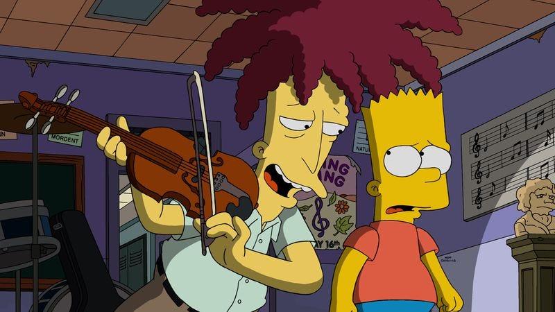 Hello, Bart. (Fox)