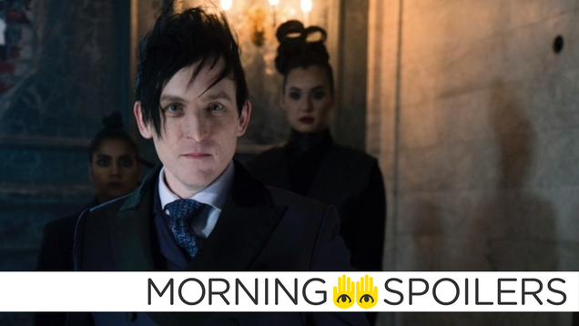 Gotham Set Pictures Tease a Delightful Comic Costume Upgrade for 2 Villains