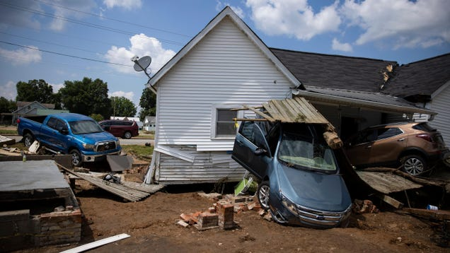Tennessee Faces Dangerous Floods for the Second Time in a Week as Ida Moves North