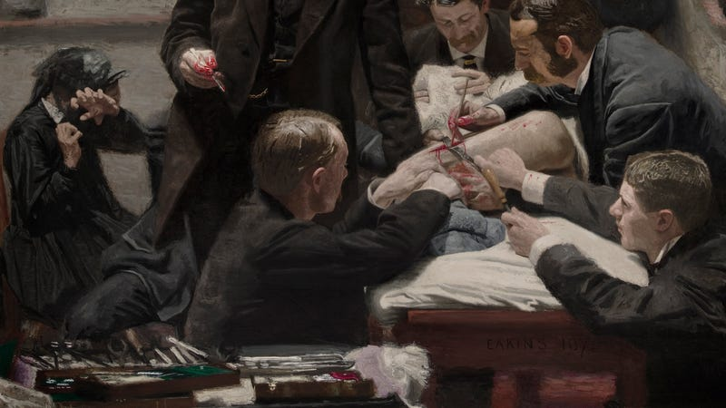 Thomas Eakins, The Gross Clinic (1875)