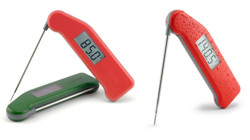 Illustration for article titled The Thermapen Is the Last Cooking Thermometer You'll Ever Need