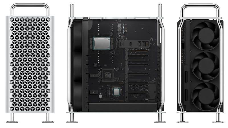 Illustration for article titled Nuevo Mac Pro: el equipo más potente y caro de Apple
