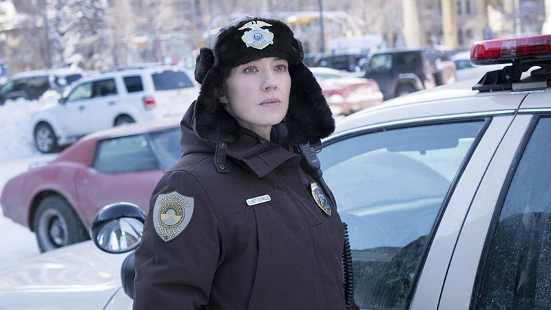 Fargo star Carrie Coon is in the new Ghostbusters, though we don't know if she's actually a Ghostbuster.