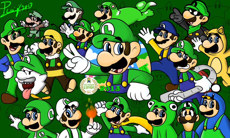 Illustration for article titled Miyamoto: The Year of Luigi Will End On March 18