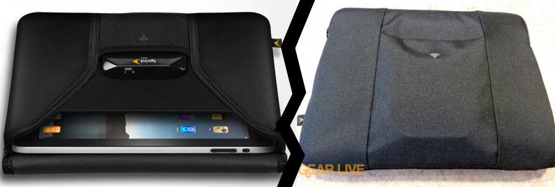 Illustration for article titled Render Vs. Reality: Sprint 4G iPad Case UPDATE
