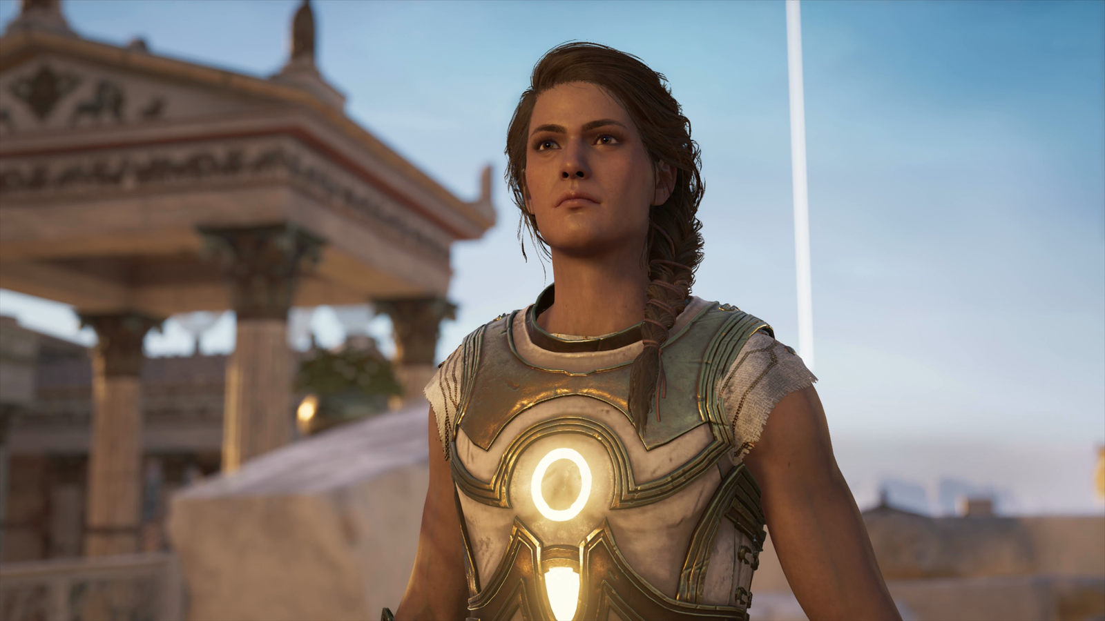 Assassin's Creed Odyssey's New Expansion Is Pure Sci-Fi Nonsense And I Love It